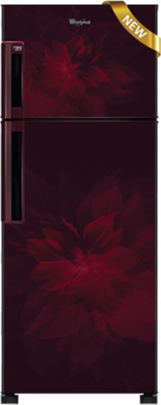 Whirlpool 245 L Frost Free Double Door 2 Star Refrigerator(Wine Regalia, NEO FR258 ROY 2S REGALIA)