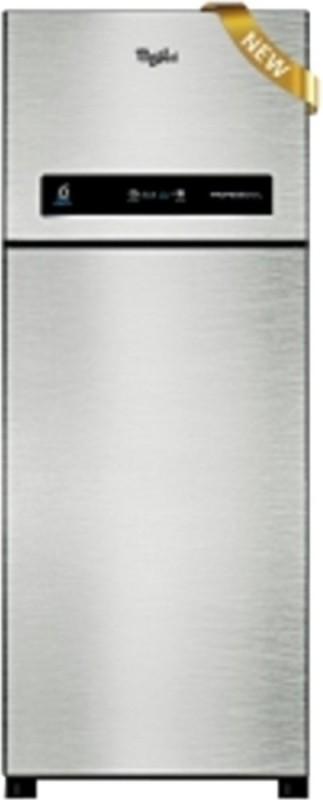 Whirlpool 480 L Frost Free Double Door 2 Star Refrigerator(Alpha Steel, PRO 495 ELT 2S)
