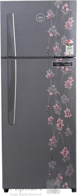 Godrej 261 L Frost Free Double Door Refrigerator(Silver Meadow, RT...