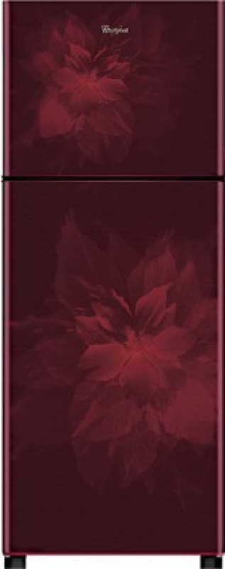 Whirlpool 265 L Frost Free Double Door Refrigerator(Wine Regalia, NEO...