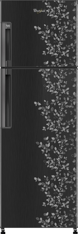 Whirlpool 292 L Frost Free Double Door 3 Star Refrigerator(Imperia Black, NEO FR305 ROY PLUS 3S)