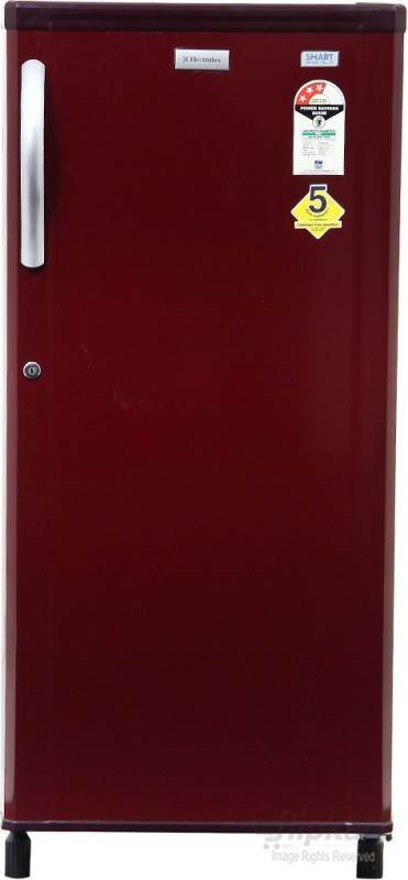 electrolux 190 l direct cool single door red eb203ebr