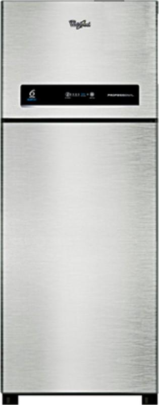 Whirlpool 340 L Frost Free Double Door 3 Star Refrigerator(Alpha Steel, PRO 355 ELITE 3S)