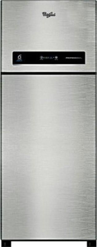 Whirlpool 340 L Frost Free Double Door 2 Star Refrigerator(Infinia Steel, PRO 355 ELT 2S)