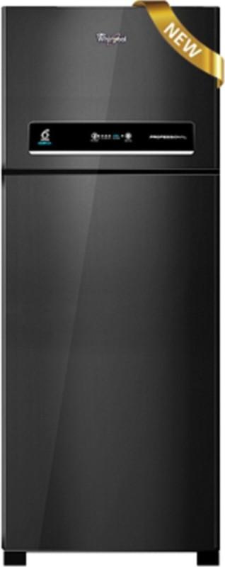 Whirlpool 405 L Frost Free Double Door 2 Star Refrigerator(Mirror Black, PRO 425 ELT 2S)