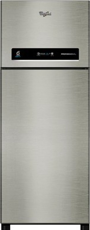 Whirlpool 340 L Frost Free Double Door Refrigerator(Illusia Steel, PRO...