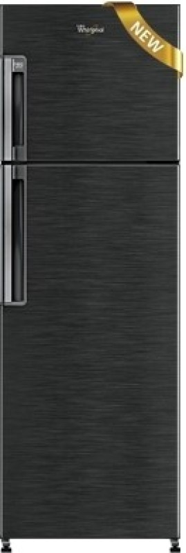 Whirlpool 265 L Frost Free Double Door 3 Star Refrigerator(Twilight Titanium, NEO FR278 CLS PLUS 3S)