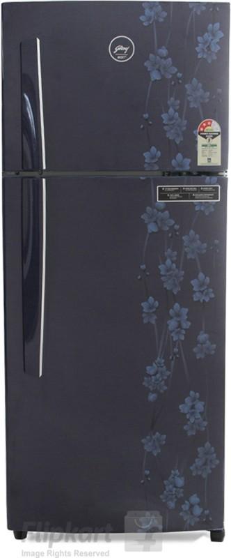 Godrej 241 L Frost Free Double Door Refrigerator(Denim Petals, RT...