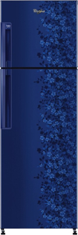 Whirlpool 245 L Frost Free Double Door 3 Star Refrigerator(Sapphire Exotica, NEO FR258 ROY 3S)