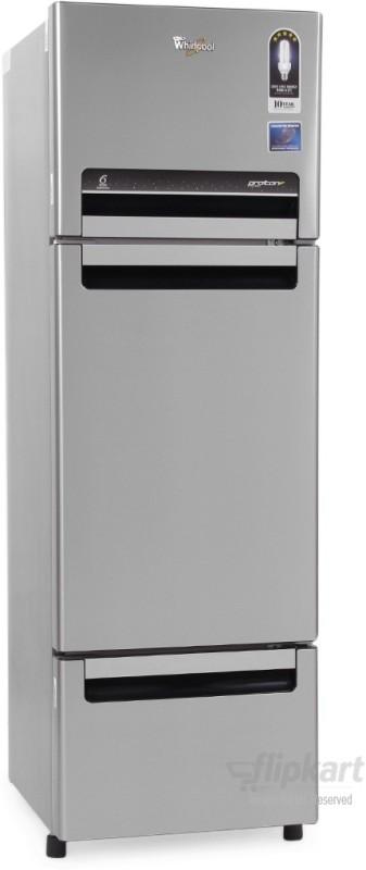 Whirlpool 300 L Frost Free Triple Door Refrigerator(Alpha Steel (N), FP 313D PROTTON ROY)