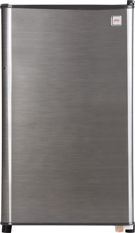 Godrej 99 L Direct Cool Single Door Refrigerator(Silver Strokes, RD...