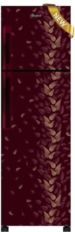 Whirlpool 265 L Frost Free Double Door 3 Star Refrigerator(Wine Fiesta, NEO FR278 CLS PLUS 3S)