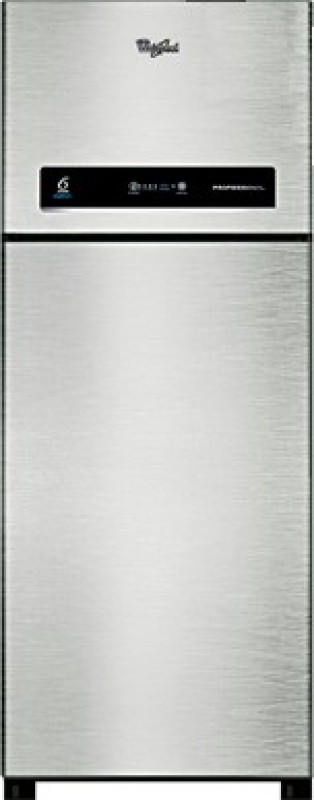 Whirlpool 445 L Frost Free Double Door 2 Star Refrigerator(Alpha Steel, PRO 465 ELT 2S)