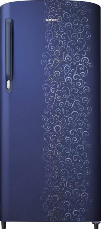 Samsung 192 L Direct Cool Single Door Refrigerator(Royal Tendril Violet,...