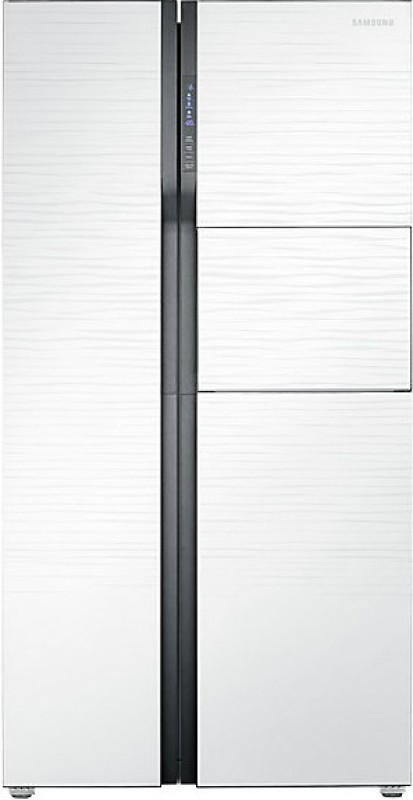 Deals | Samsung 591 L Frost Free Side by Side Refrigerator