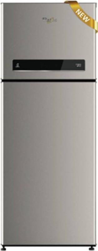 Whirlpool 245 L Frost Free Double Door 3 Star Refrigerator(Nova Steel, NEO IF258 ELT 3S)