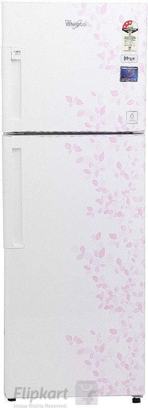Whirlpool 265 L Frost Free Double Door 3 Star Refrigerator(Imperia Snow, NEO FR278 ROY 3S)