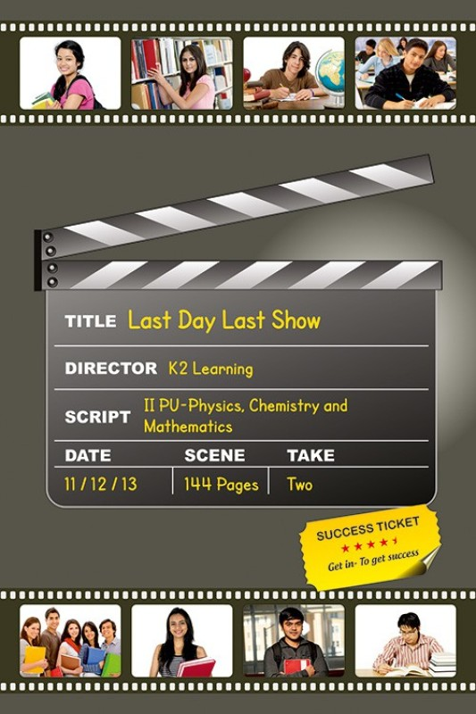 Last Day Last Show(Paperback, K2 Learning)