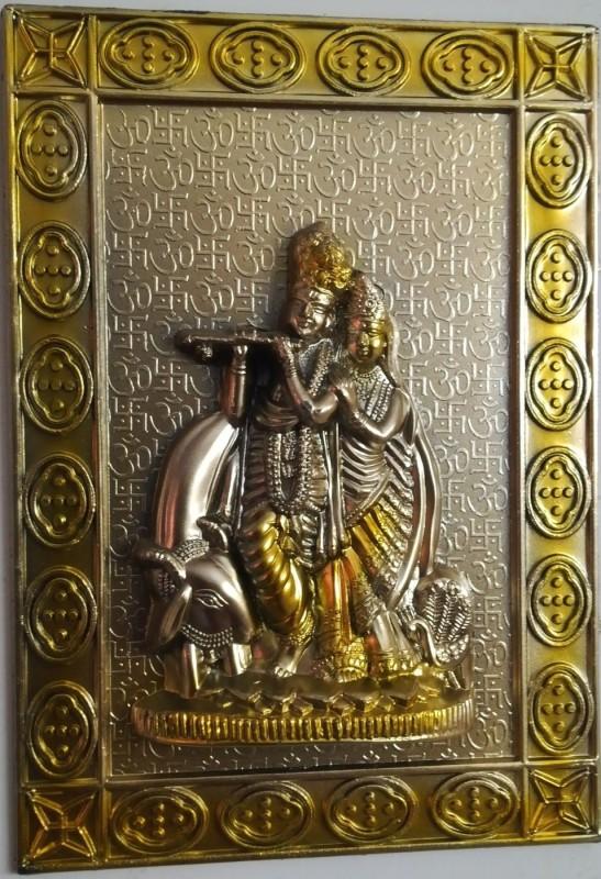 Laps of Luxury Radha Krishna Religious Frame