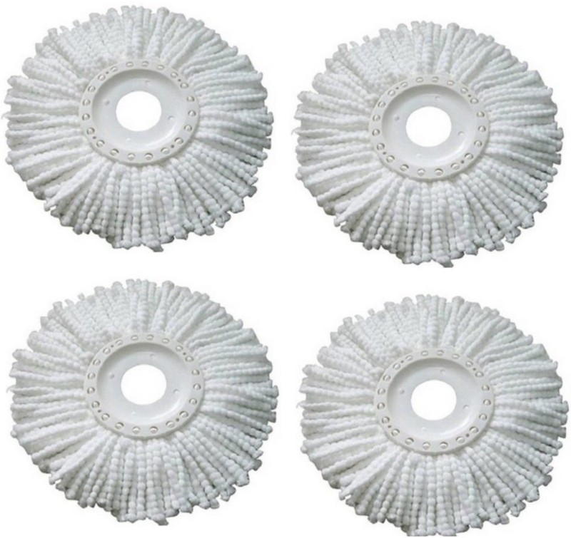 Glitter Collection Replacement Mop Head(Pack of 4)