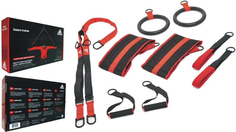 ADIDAS 36Zero Trainer Gym & Fitness Kit
