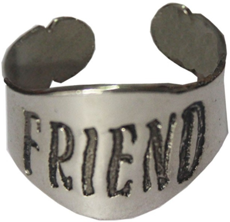 Rich & Famous Friendship day Special Open End Fashion Alloy Ring