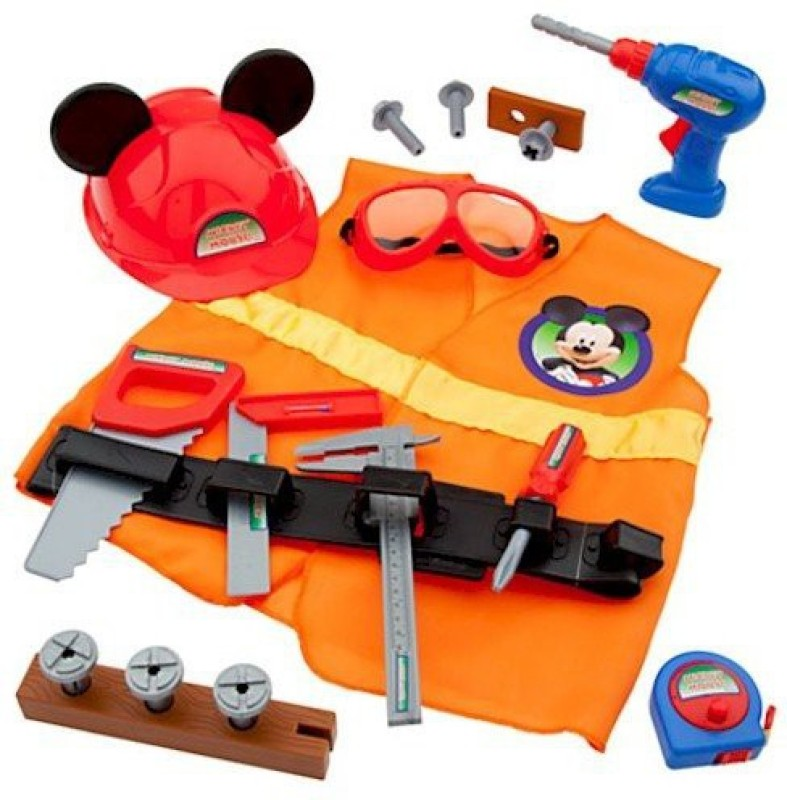 Mickey Mouse Mickey Mouse Construction Accessory Set