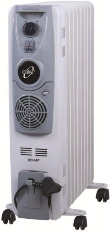 Orpat OOH-9F Oil Filled Room Heater