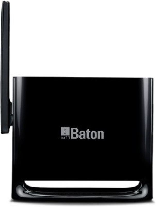 Iball WRA150N4 Router(Black)