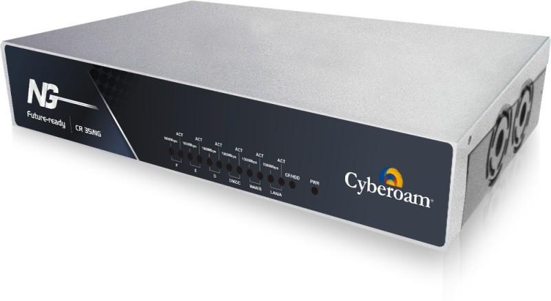 Cyberoam CR35ing Router(Black) image