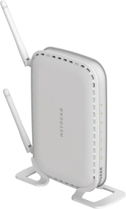 Netgear WNR614 Wireless N300 Router(White)