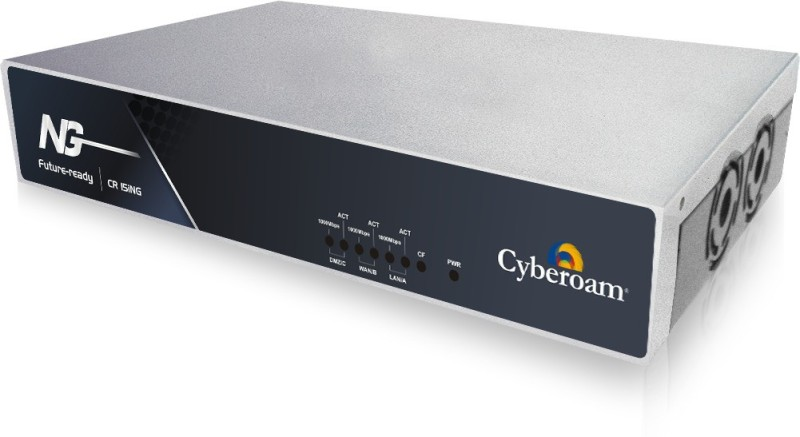 Cyberoam CR15iNG Router(Black) image
