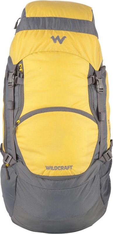 Wildcraft Pandim Rucksack  - 45 L(Yellow)