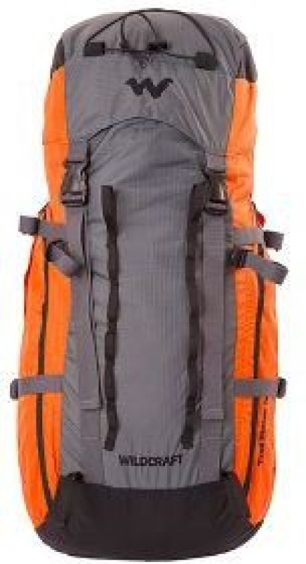 Wildcraft Trailblazer_2 Rucksack  - 50 L(Orange)