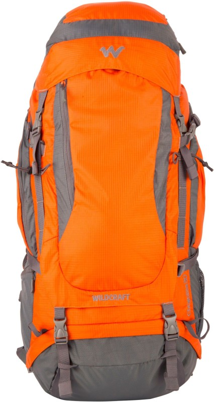 Wildcraft Chogolisa Rucksack  - 50 L(Orange)