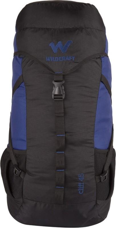Wildcraft cliff 45_3 blue Rucksack  - 45 L(Blue)