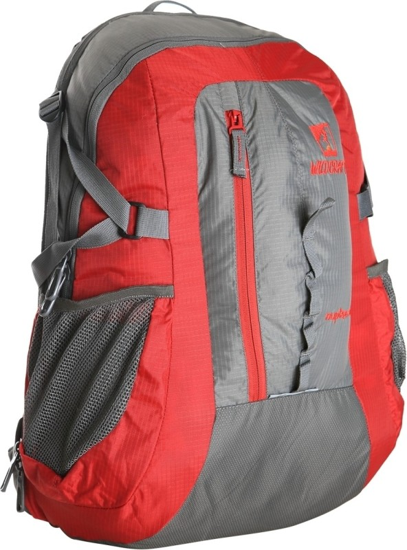Wildcraft Rucksack(Red)