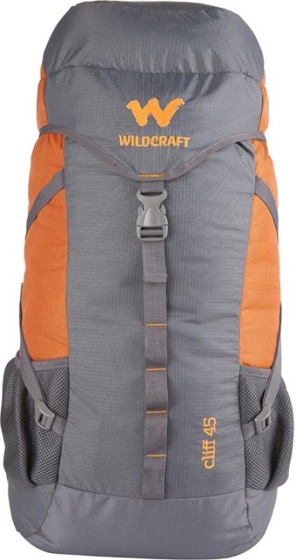 Wildcraft Cliff Rucksack  - 45 L(Orange)