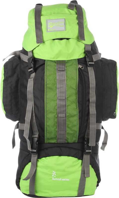 Impulse Rs 75l Net Front Rucksack - 75 L(Green)