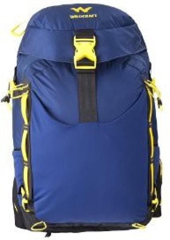 Wildcraft Vapra 24 Rucksack(Blue)