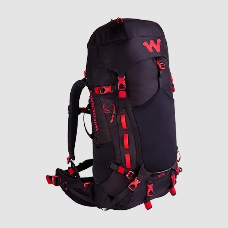 Wildcraft Adri 45 Rucksack(Black)