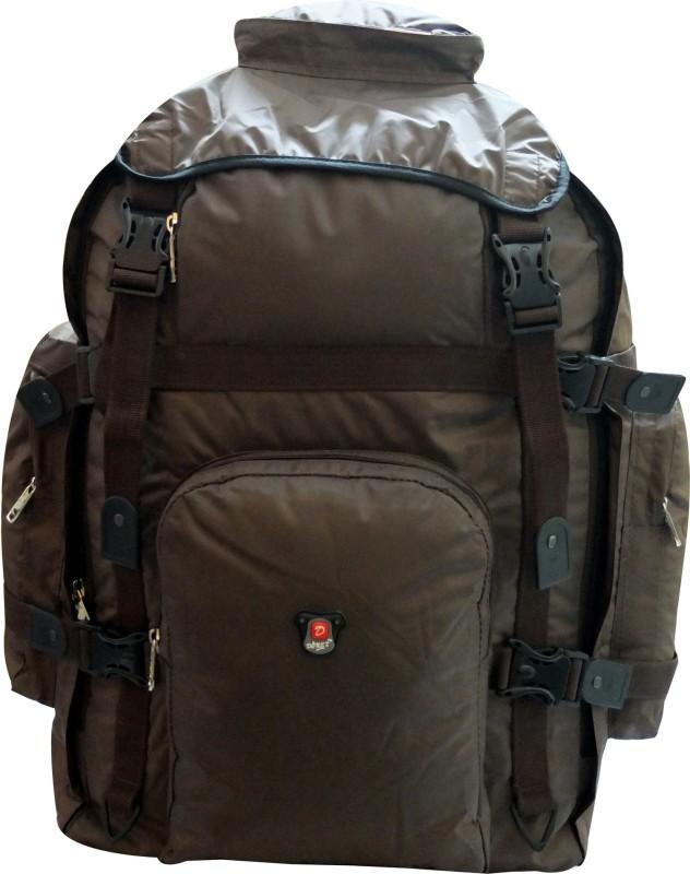 Donex 5652 Rucksack - 60 L(Brown)