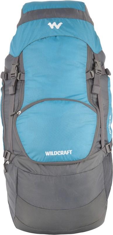 Wildcraft Pandim Rucksack  - 45 L(Blue)