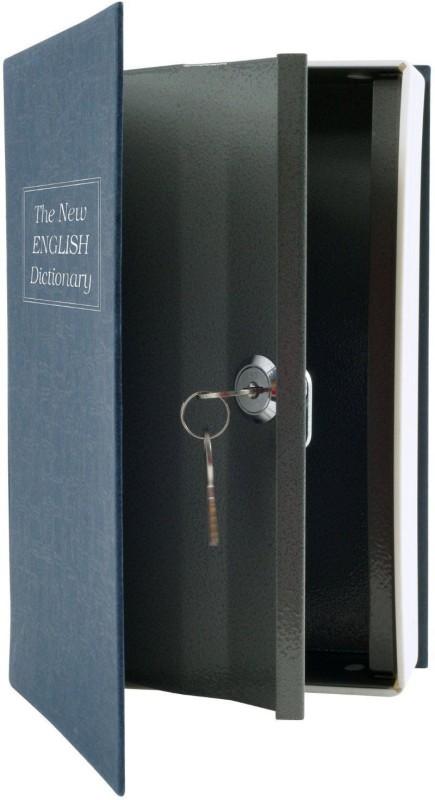 Sukot Key Lock Hidden Cash Box Safe Locker(Key Lock)