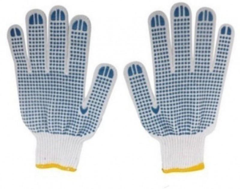 Hansafe SYN-PVCDTD Rubber Safety Gloves(2)
