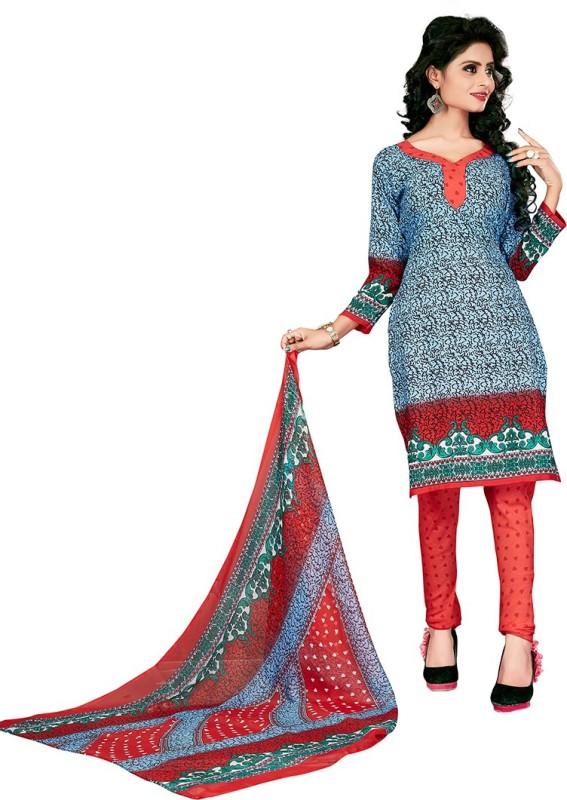 Craftliva Printed Kurta & Salwar(Stitched)
