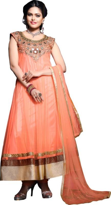 Navya Embellished, Self Design Kurti & Salwar(Stitched)