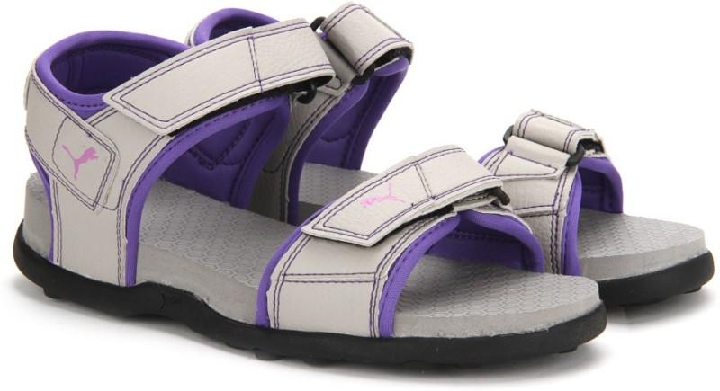 Puma Women Drizzle-Mazarine Blue Sports Sandals