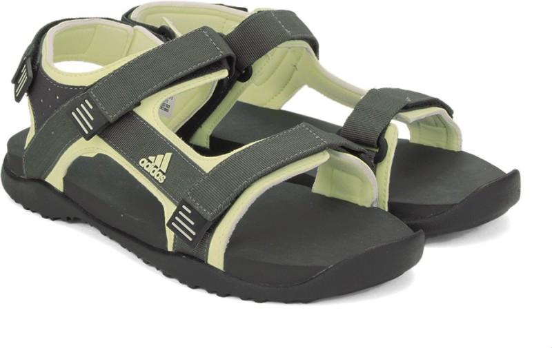 Adidas Women DGSOGRICEYELBLACK Sports Sandals