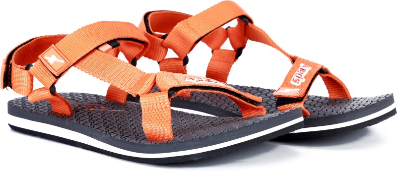 Sparx Women GreyOrange Sports Sandals
